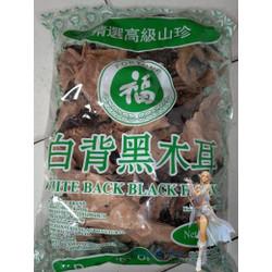 Jamur Kuping Hitam Putih 1kg Fortune White Black Fungus Bok Nee Yun Er