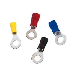 Skun Kabel Ring Terminal Bulat RV 1.25-4 Kabel 0.5~1.5mm Baut 4mm SL
