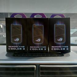 AeroActive Cooler 3 - New Segel Resmi