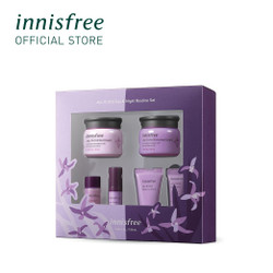 [innisfree] Jeju Orchid Day And Night Routine Set