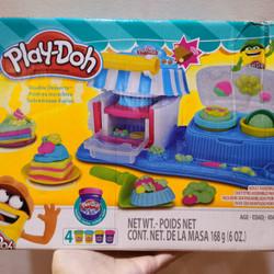 Playdoh Play Doh Double Dessert / Mainan Import Original