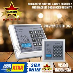 PREMIUM RFID ACCESS CONTROL / AKSES CONTROL / ACCESS CONTROL FC-S02E