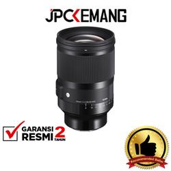Sigma for Sony E 35mm f1.2 DG DN Art Lens GARANSI RESMI