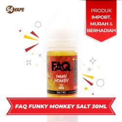 FAQ FUNKY MONKEY SALTNIC 35mg ELiquid USA