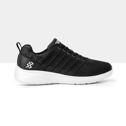 Geoff Max Athletica - AT 693 Black White Shoes