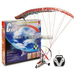 RC Paraglider Paragliding Parachute Aeromodeling paramotor trike Murah