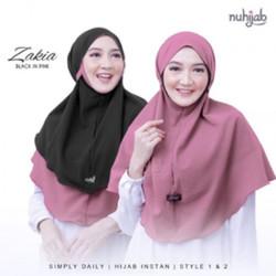 Jilbab Hijab Kerudung Bergo Maryam Bolak Balik Jilbab Bergo Terbaru