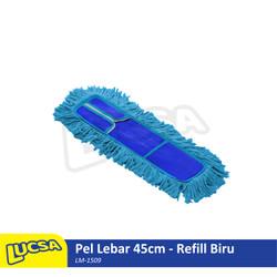 Lucsa Pel Lebar 45cm Refill - Pel Sapu Lantai Lobby Dust Mop