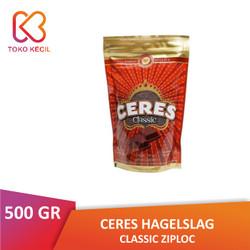 Ceres Classic Hagelslag Ziplock 500 GR | Meses Ceres