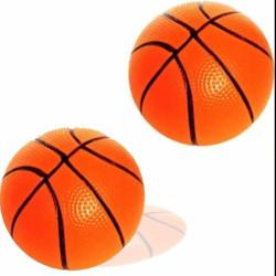 Ring Basket 1.5m Bahan Besi Mainan Olaharaga Basket FREE Bola Basket - Ring Basket, Extra Bola (2)