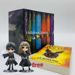 Harry Potter box set 8 buku