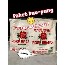 Tepung Tapioka Rose Brand
