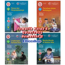Buku PR Tematik SD Kelas 5 Intan Pariwara