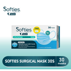 Softies Surgical Mask 30s