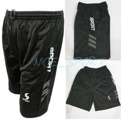 celana olahraga pria pendek Celana pendek cowok Celana futsal lari gym