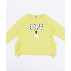 Jsp962 - Kaos Anak Wheres The Food 07- T-shirt (Perempuan, 8-14 Tahun)