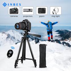 INBEX TF-3120 Bluetooth Tripod/106cm Tripod+Holder U+Bluetooth Remote