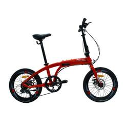 Sepeda Lipat Revel Hugo 1 x 8 Speed