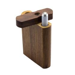 WOODEN SMOKE STOPPER FOR HITTER PIPE