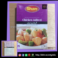 Jual Shan Chicken Jalfrezi 50 Gram Bumbu Instan Kota Makassar Beras Basmati Makassar Tokopedia