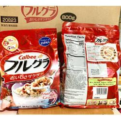 Calbee Granola Cereal Jepang 800 gr