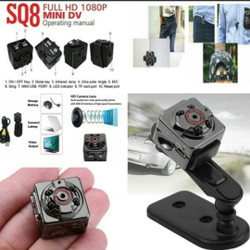 SPY CAMERA MINI HD SQ8