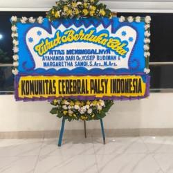 Bunga Papan Rumah Duka Jakarta