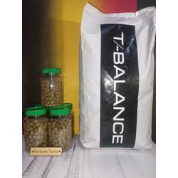 Pelet Sulcata | makanan torto tortoise T-Balance Probiotik 75 gram