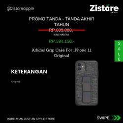 PROMO!!! Adidas Grip Case For iPhone 11