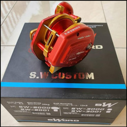 Reel SWORD SW 3000/3001