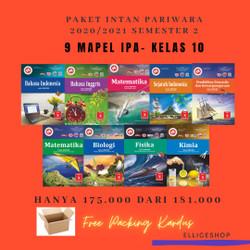 Paket Buku PR IPA Kelas 10 Intan Pariwara