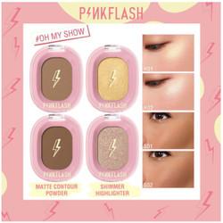 Pinkflash Shimmer Highlighter & Matte Countour Powder PF-F02 - S01