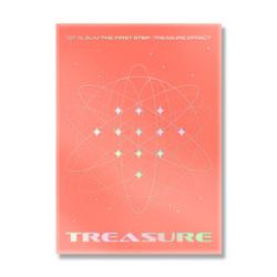 TREASURE 1ST ALBUM [THE FIRST STEP : TREASURE EFFECT] (Orange ver.)