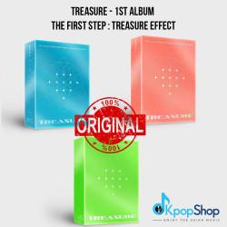 TREASURE - 1st ALBUM THE FIRST STEP : TREASURE EFFECT - ORIGINAL ALBUM