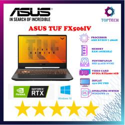 ASUS TUF A15 FX506IV Ryzen 7 4800H 16GB 512ssd RTX2060 6GB W10