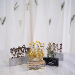 Piglet Vase - Vas Bunga Marmer
