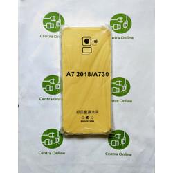 Anti Crack Samsung a7 2018 A730 Soft Case Terbaru Terlaris Termurah
