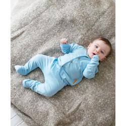 Takoyakids Essentials Suki Foldable Pyjamas Sets Cloud Blue
