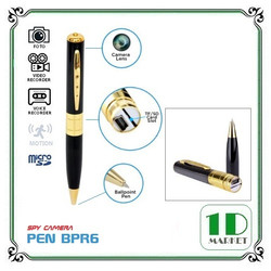 Spy Cam Pen BPR6 - Kamera Pengintai - Hidden Camera