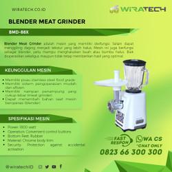 Blender Meat Grinder BMD 88X – PROMO CUCI GUDANG
