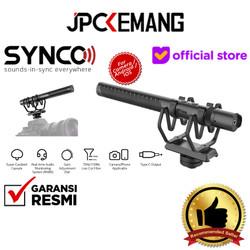 Synco Mic D30 Mic D 30 Condenser Shotgun Microphone GARANSI RESMI
