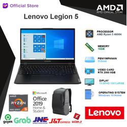 Lenovo Legion 5 A5ID | Ryzen 5 4600H 16GB 512SSD RTX2060 6GB 15.6FHD