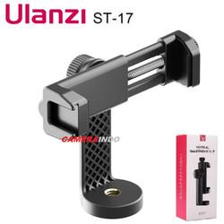 Ulanzi ST-17 360 Phone Tripod Mount with Cold Shoe