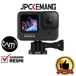 GoPro HERO 9 Black / GoPro Hero9 Black Action Camera GARANSI RESMI