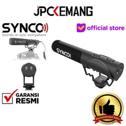 Synco Mic M3 Camera-Mount Shotgun Microphone Kamera GARANSI RESMI