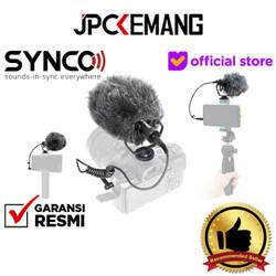 Synco Mic M1 Synco M1P Microphone for Smartphone & Camera GARANSIRESMI