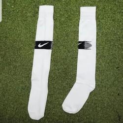 Kaos kaki bola futsal nike panjang putih