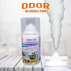 Odor Eliminator Fogging Mobil Ruangan / Penghilang Bau Disinfektan