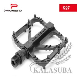 Pedal Sepeda DU Bearing Promend PD R27 Aluminium Alloy