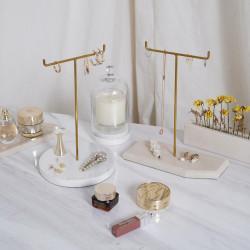 Gioie Marble Porta - Jewelry Holder Marmer